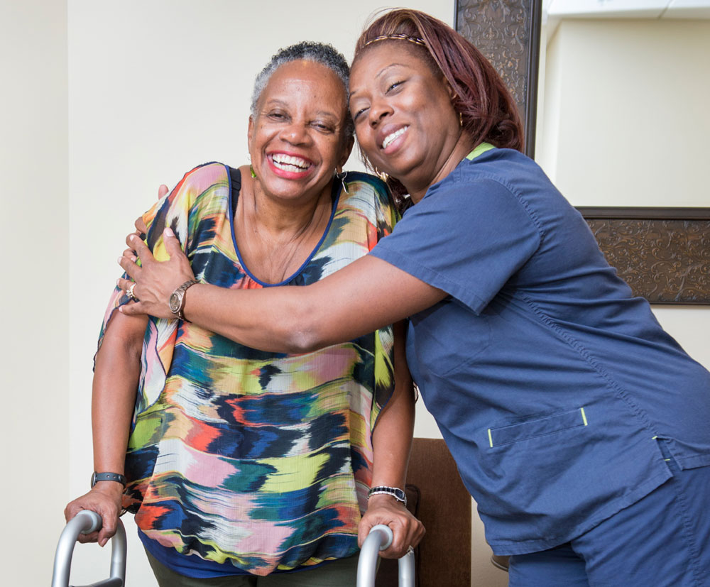 Senior Living Testimonials